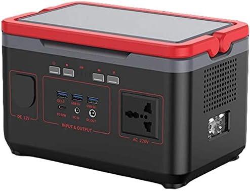 SOAR Generador Portátil Generador Inverter Generador portátil 324WH 90000mAh Power Battery Battery Pack de la Fuente de alimentación de la Fuente de alimentación con 220V / 300W Outlet de CA