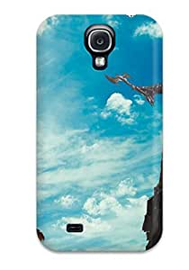 Cute Appearance Cover/tpu KMltGRO3430jrWfP Warrior Case For Galaxy S4