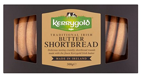 kerrygold Traditional Irish Butter Shortbread 300G... (For Food Traditional Christmas)
