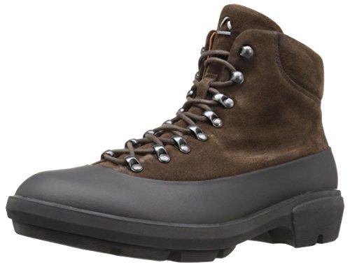 Aquatalia Mens Murphy Winter Boot Rusty Brown