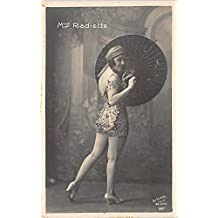 Mlle Radiette Theater Actor / Actress Postcard