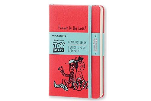 Moleskine Toy Story Limited Edition Notebook, Pocket, Plain,