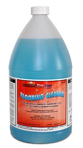 Lamanator Plus - Laminate Flooring Cleaner (formerly Buff Dry) - 1 Gallon (Buff Vinyl Flooring)