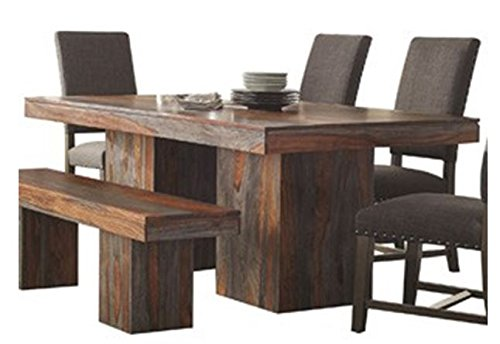 Binghamton Sheesham Dining Table Grey Sheesham by Scott Living (Image #2)