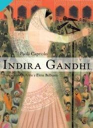 Indira Gandhi (Sirenas / Mermaids) (Spanish Edition) [Paola Capriolo] (Tapa Blanda)