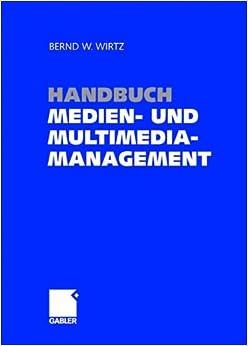 Book Handbuch Medien- und Multimediamanagement