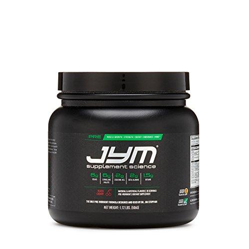 JYM Supplement Science Pre Jym Workout Powder