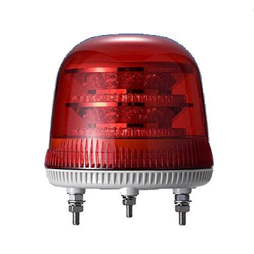 お気に入り VL17M-100APR 大型LED回転灯 大きな発光面積で視認性抜群 TAKEX 竹中エンジニアリング   B07QKV8VKG, 防犯専門店マックスガレージ 5c1d03e9