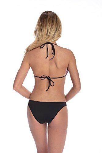 SHE Beachwear Bikini conjunto para mujer Keyli K6