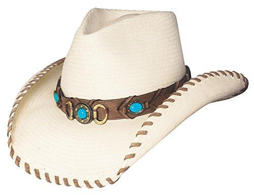 Bullhide Hats 2409 Best Of The West Medium Natural Cowboy...