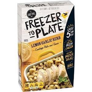 The Good Table Freezer to Plate Lemon Garlic Herb 10.2 oz (3/pack)