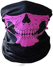 Men Skull Outdoor Sports Motorcycle Windproof Mask