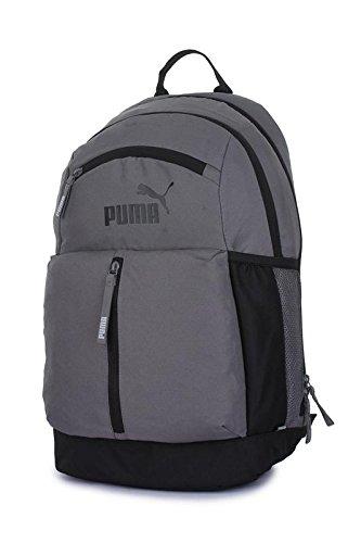 5f186f309fff Puma Men s Maze Grey Backpack  Amazon.in  Shoes   Handbags