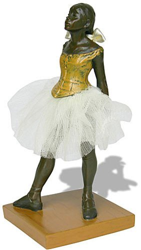 Parastone Museum Little Dancer Of Fourteen Years Ballerina Statue by Degas