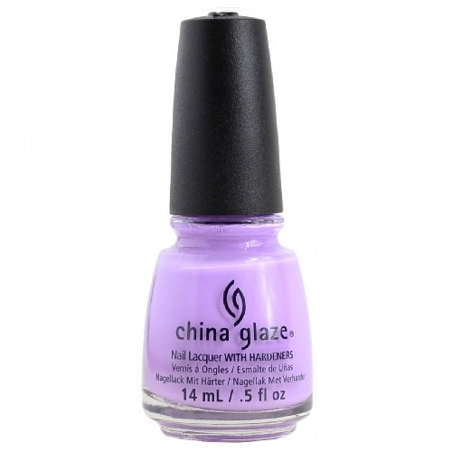 China Glaze Avant Garden Collection, Lotus Begin, Rich Lavender