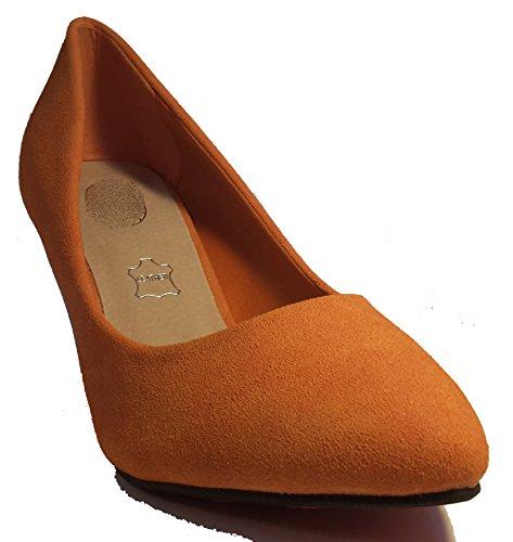 Arancione Alto 3 Collo Donna hohenlimburg w wqFRFtXT