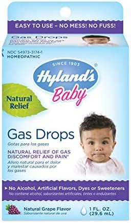 Hyland's Baby Gas Drops, 1 Fluid Ounce