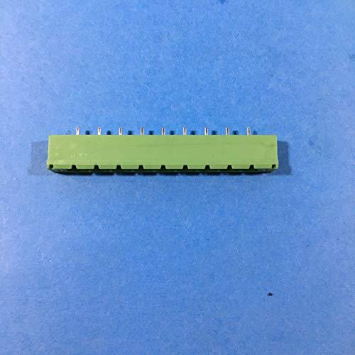 (Phoenix Contact 1829222 Terminal Block, HDR, 9 Pos, Vertical)