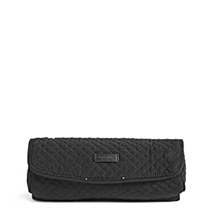 Vera Bradley Iconic on a Roll Case Vv, Classic Black
