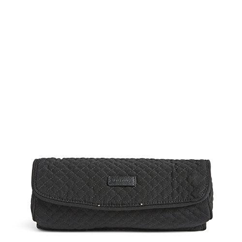 (Vera Bradley Iconic On A Roll Case Vv, Classic Black)
