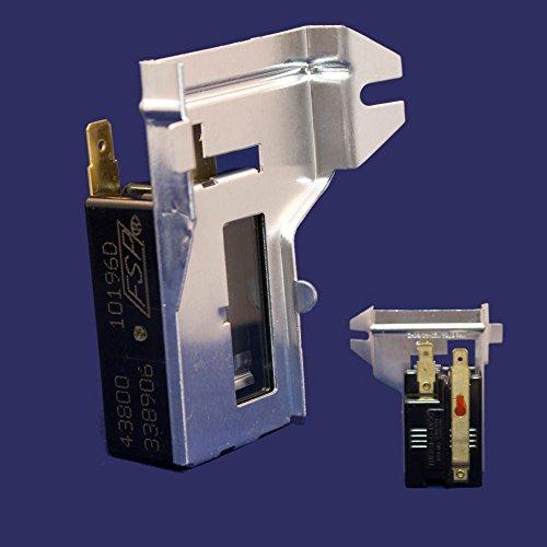 Whirlpool Kenmore Dryer Flame Sensor 338906