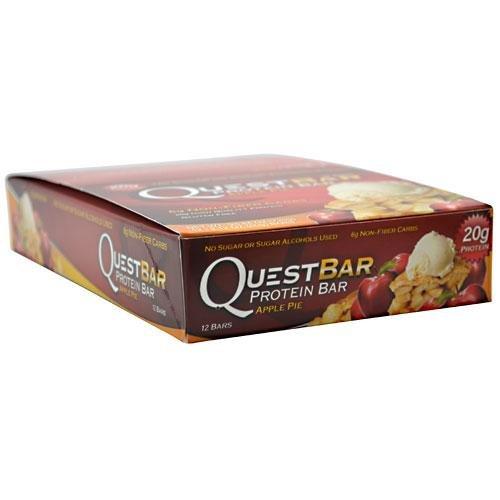 Protein Bar, Apple Pie, 12 bar, 2,12 oz (60 g) Chaque