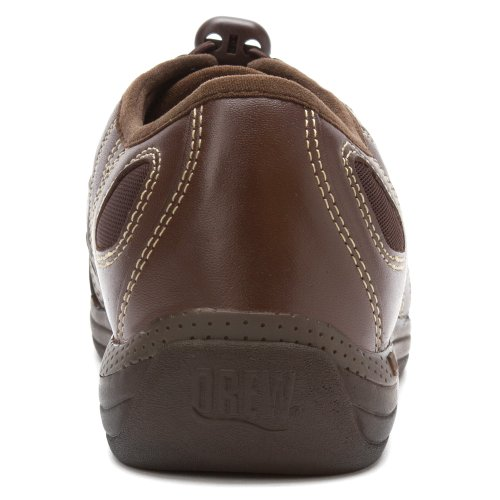 Brown Shoe Drew Drew Sneakers Nappa Shoe Nylon Daisy Womens Bx76wY