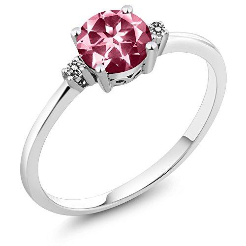 Diamond Accent 3 Stone Ring - 9