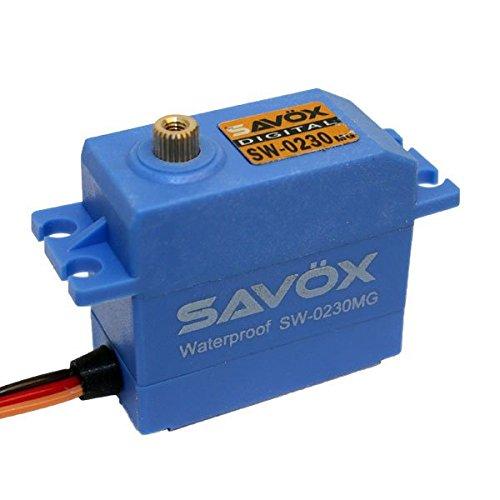 Savox .13/111.1 High Voltage Waterproof Standard Digital Servo