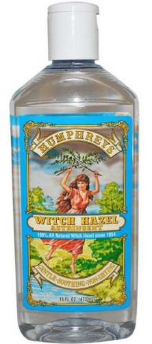 Humphrey's Witch Hazel Astringent, 8 Ounce