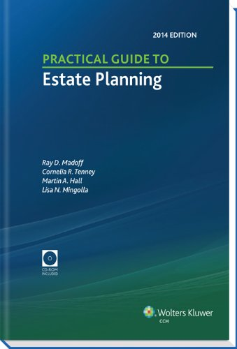 Practical Guide to Estate Planning, 2014 Edition (with CD)