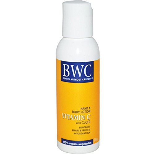 Beauty Without Cruelty Hand and Body Lotion Vitamin C with CoQ10