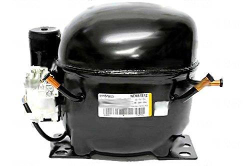 Compressore NEK6187Z Gas R134a 1/3 Embraco Aspera