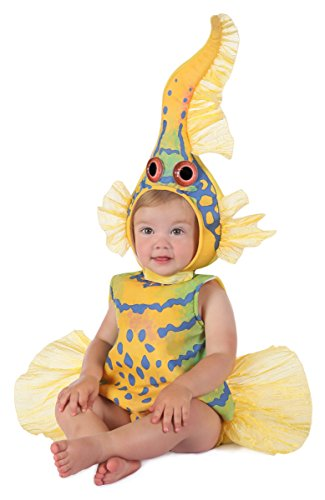 Princess Paradise Baby's Anne Geddes Yellow Gobi Fish Costume, 6-12 Months -