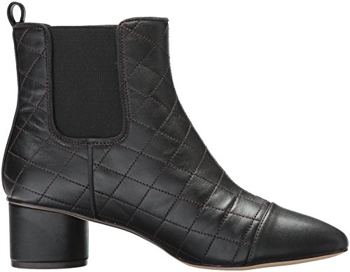Multi Nine Interrupt West Black Leather Boot Women's Ankle n6Swpq