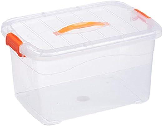 WSWJJXB Caja De Almacenamiento Caja De Almacenamiento De Plástico ...