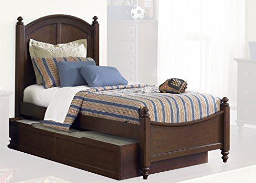 Liberty Furniture 277-YBR-FPB Abbott Ridge Full Panel Bed, 57