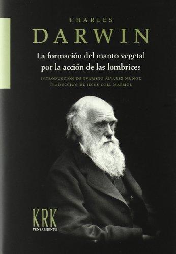 Descargar Libro Creacion Del Manto Vegetal Por La Accion De Las Lombrices, La Charles Darwin