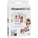 Papel de impressão POLZL3X420 p/câmera digital Polaroid Pop 20 poses