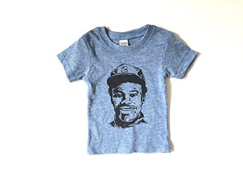 (Ken Griffey Jr. SEATTLE MARINERS toddler t-shirt ORGANIC cotton