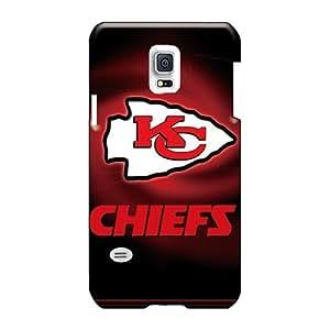 Samsung Galaxy S5 Mini GTO29531djle Custom High-definition Kansas City Chiefs Pattern Perfect Hard Phone Cases -JamieBratt