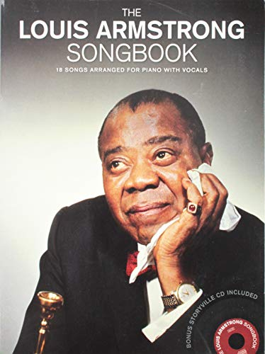 Armstrong Piano - The Louis Armstrong Songbook (Book/CD)