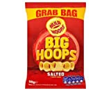 Hula Hoops Big Hoops Salted Potato Rings (50g x 36)