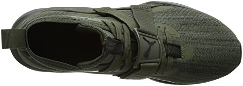 quiet de puma 2 Ignite Evoknit Forest para Hombre Marrón Black Shade Night Puma Zapatillas Cross O4IUPBwwq
