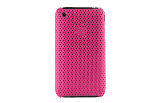 Incase Perforated Snap Case for iPhone 3GS - Magenta