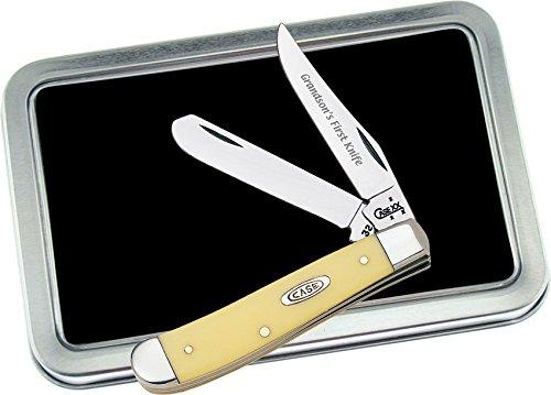 Grandson's First Knife