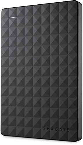 Seagate Expansion Portable, 4TB, externe tragbare Festplatte; USB 3.0, PC + PS4 (STEA4000400)