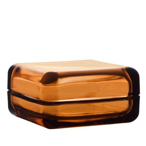 Iittala VITRIINI Glasbox 10.8cm sevilla-orange
