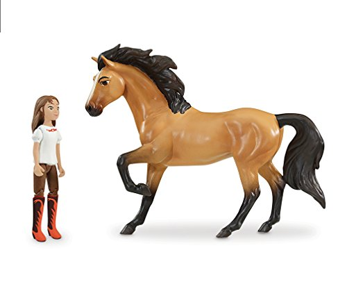 Breyer Spirit Riding Free - Spirit and Lucky Small Horse and - Import It