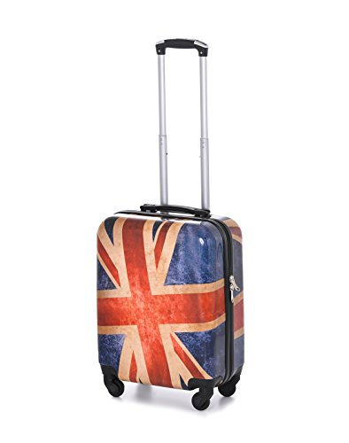 union jack luggage - 1